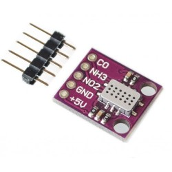 MICS-6814 Karbon Monoksit/Azot /Amonyak Gaz Sensörü - Thumbnail