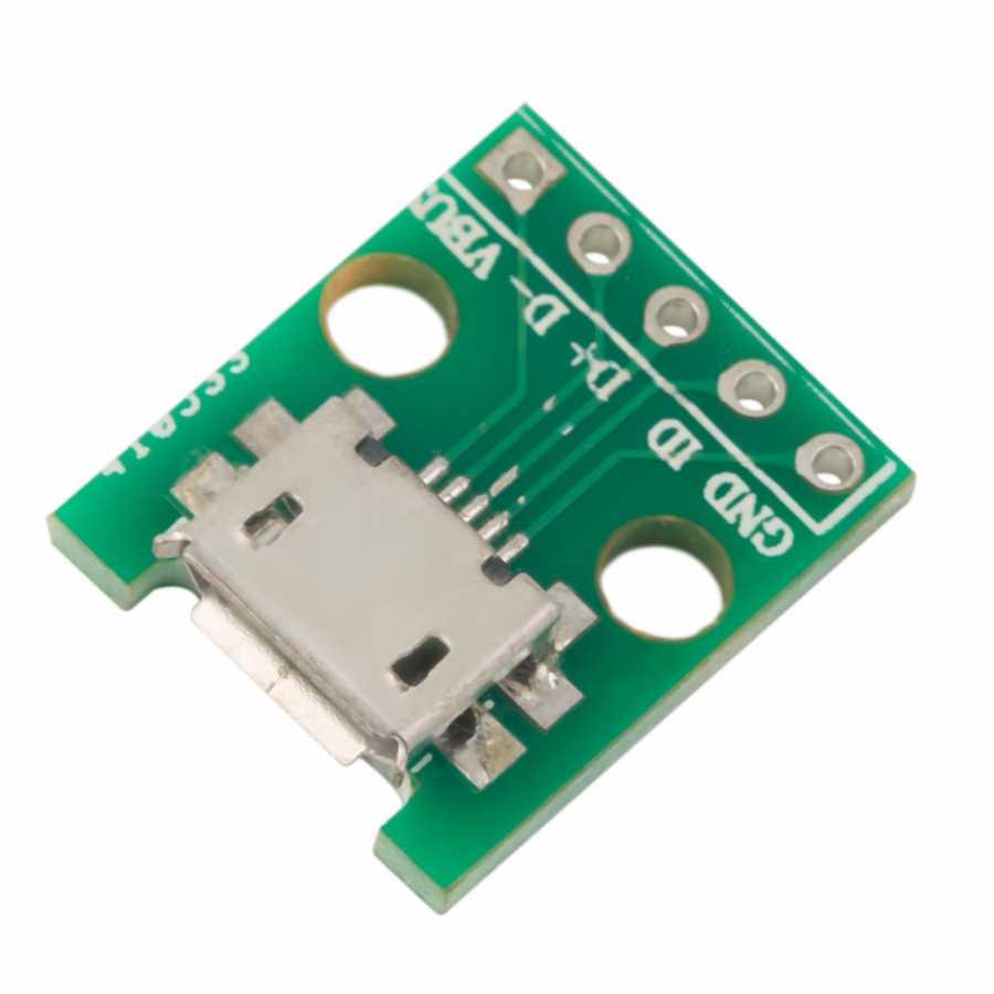 MIKRO USB Adaptör B Tipi Dişi