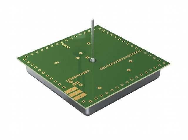 Mikrodalga Hareket Sensörü - PD-V1