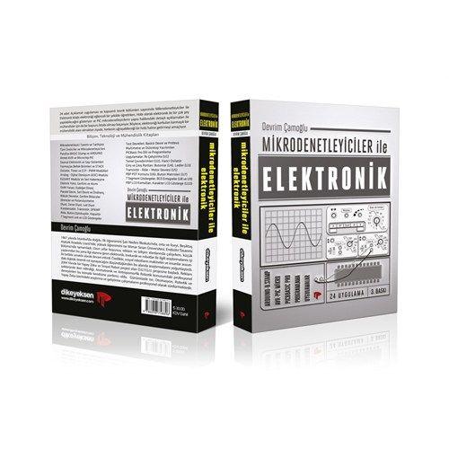Mikrodenetleyiciler ile Elektronik Kitabı - Devrim Çamoğlu