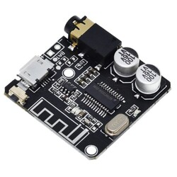 Mini Bluetooth 5.0 MP3 Ses Aktarım Modülü - Thumbnail