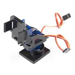 Mini Pan-Tilt Kiti (Mikro Servo Dahil - Montajlı) - Thumbnail