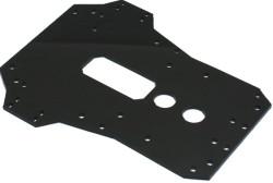 Mini Robot Gövdesi (Siyah) - Thumbnail