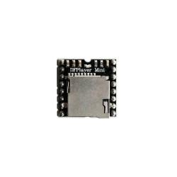 Arduino MP3 Çalar - MP3 Modülü - Ses Modülü - Mini SD Kart Girişli - Thumbnail