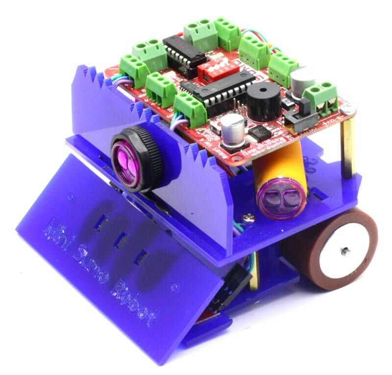 Frog Mini Sumo Robot Kiti (Demonte)