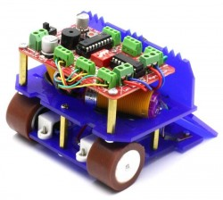 Frog Mini Sumo Robot Kiti (Demonte) - Thumbnail