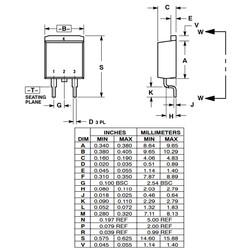 MJB44H11T4G Npn Smd Transistör To263 (D2pak) - Thumbnail