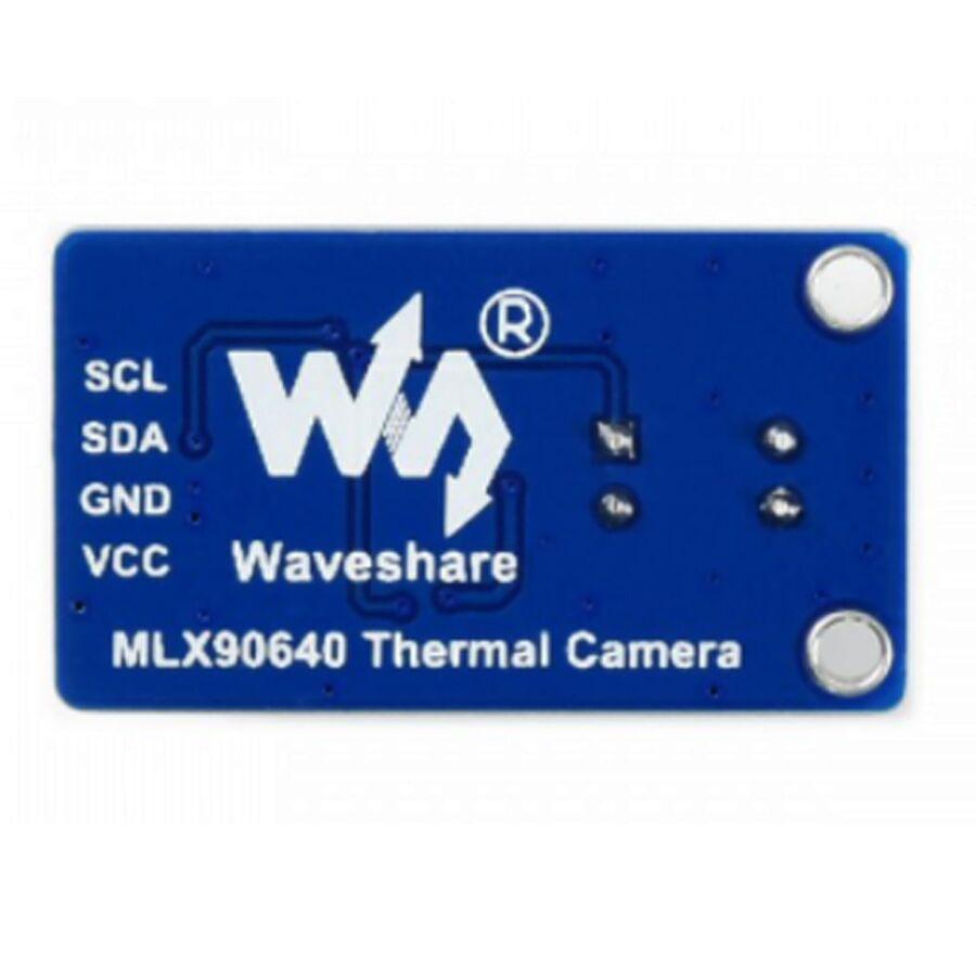 MLX90640 IR Array Termal Görüntüleme Kamerası 32×24 Piksel 110° FOV