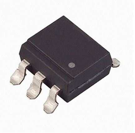 MOC3081SR2M SMD Triak Çıkışlı Optokuplör