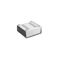 MP-080 Metal Kutu Siyah - 127 x 127 x 51mm - Thumbnail