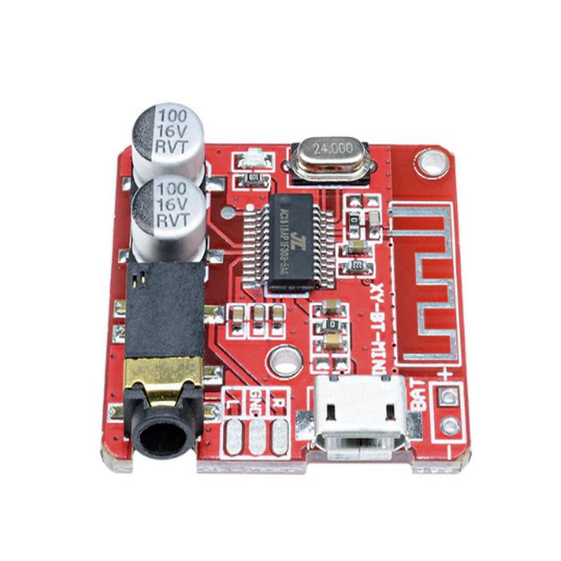 MP3 Bluetooth 4.1 Alıcı - Kablosuz Stereo Müzik Modülü