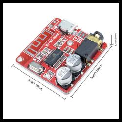 XH-A250 MP3 Bluetooth 4.1 Alıcı - Kablosuz Stereo Müzik Modülü - Thumbnail