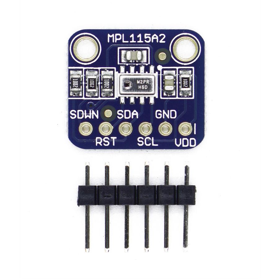 MPL115A2 - I2C Barometrik Basınç - Sıcaklık Sensörü