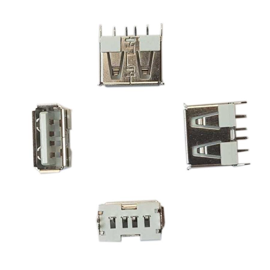 MS 054 USB 2.0 A Konnektör Kısa Dişi