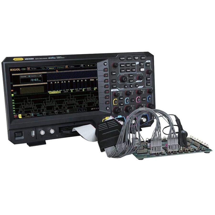 MSO5204 200MHz 4 Kanallı 8GS/S Lojik Analizörlü Dijital Osiloskop