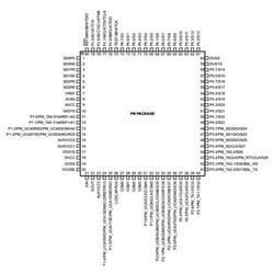 MSP430F6723IPN 16-Bit 25MHz Smd Mikrodenetleyici LQFP80 - Thumbnail