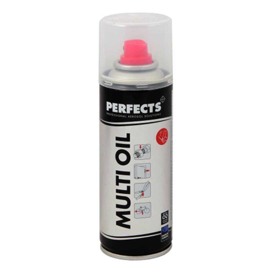 Multi Oil - Yağlayıcı Pas Koruyucu - 200ml