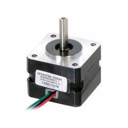 Nema 14 - 200 Adım Step Motor Bipolar - 35×28mm - 10V - 0.5 A - Thumbnail