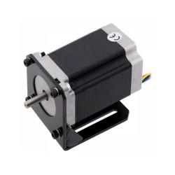 NEMA 23 Step Motor Tutucu - Motor Bağlantı Aparatı - Çelik L Dirsek - Thumbnail
