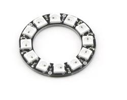 NeoPixel Ring - 12 x 5050 Adreslenebilir RGB LED - Thumbnail