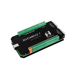 NVCM6V2.1 6 Eksenli CNC Hareket Kontrol Kartı 125KHz - Thumbnail