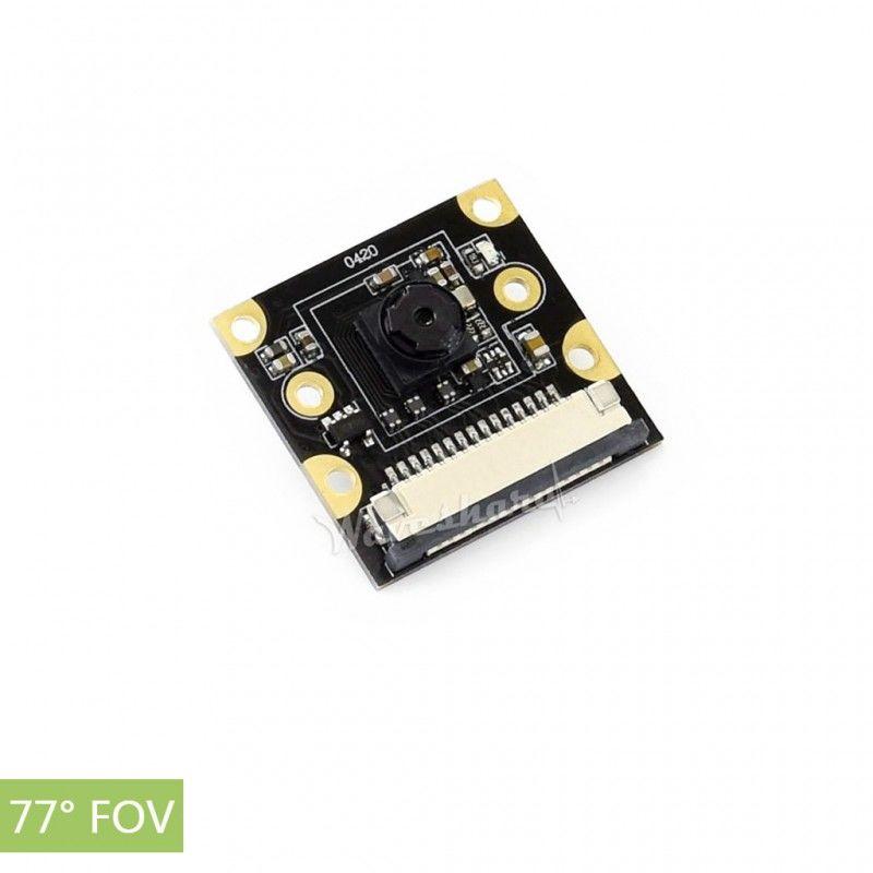 NVIDIA Jetson Nano Kamera - IMX219-77 - 77° FOV - Görüş Açısı