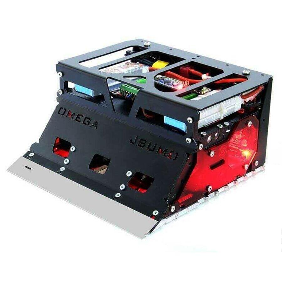 OMEGA Sumo Robot Full Kit (Montajlı)