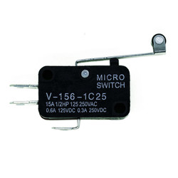 Omron Micro Switch V-156-1C25 - Thumbnail