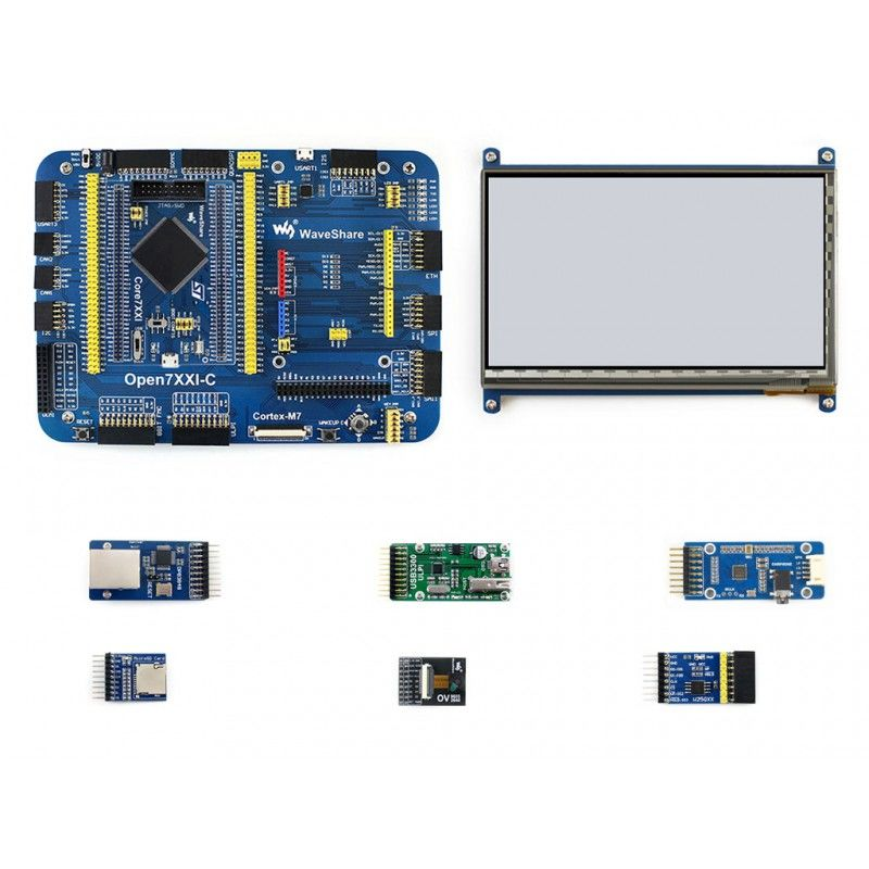 Open746I-C Paket A, STM32F7 Geliştirme Kartı