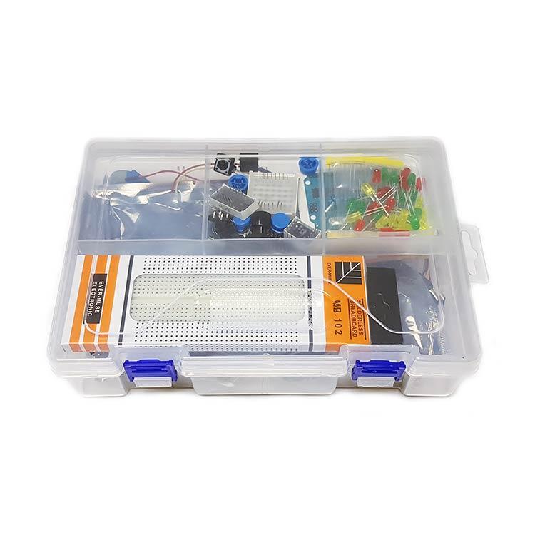 Orjinal Uno Arduino Süper Başlangıç Seti