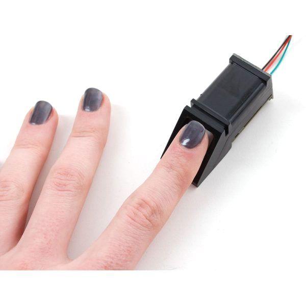FPM10A Parmak İzi Okuyucu Sensör Modülü Arduino Uyumlu
