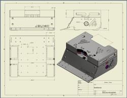 Pars Sumo Robot Kiti ( Mekanik Set ) - Thumbnail