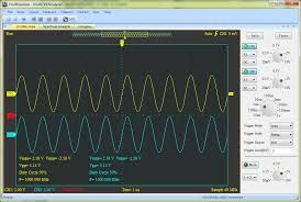 PC Osiloskop (2X20Mhz/48MS/s)