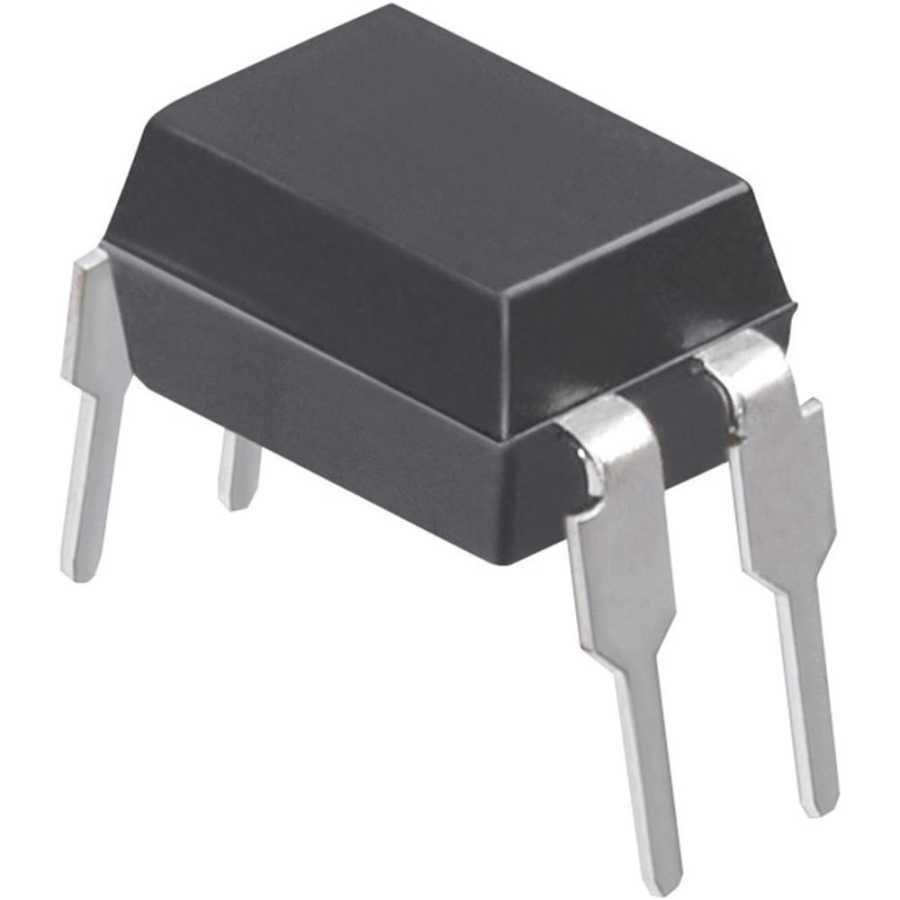 PC817 DIP-4 Transistör Çıkışlı Optokuplör Entegresi