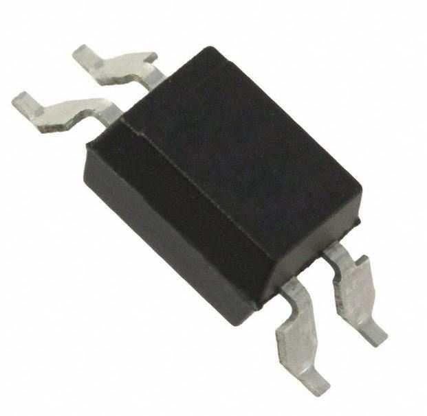 PC817 SOP-4 SMD Transistör Çıkışlı Optokuplör Entegresi