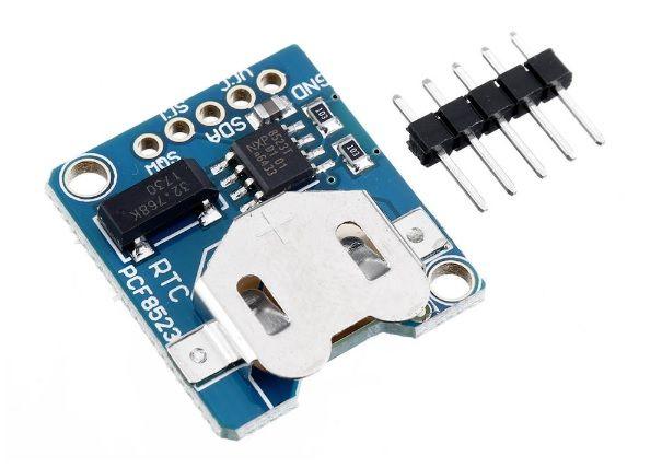 PCF8523 RTC Modülü - Gerçek Zamanlı Saat Modülü