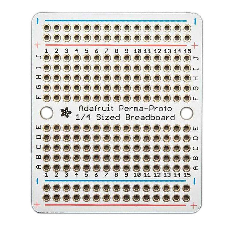 Perma-Proto Çeyrek Boy Breadboard PCB 1 Adet