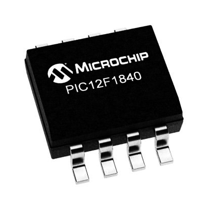 PIC12F1840 I/SN SMD SOIC-8 8-Bit 32MHz Mikrodenetleyici