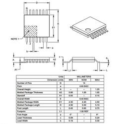 PIC16F688-I/ST SMD TSSOP14 20MHz 8-Bit Mikrodenetleyici - Thumbnail