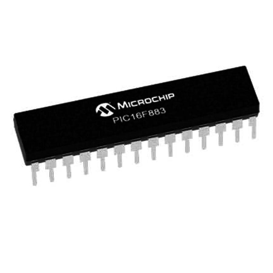 PIC16F883-I/SP SPDIP-28 8-Bit 20 MHz Mikrodenetleyici
