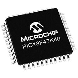 PIC18F47K40-I/PT SMD TQFP44 64Mhz 8-Bit Mikrodenetleyici - Thumbnail