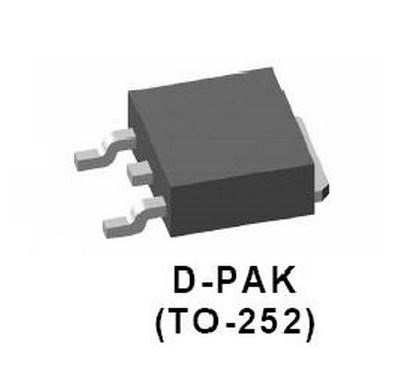 PJD4NA50A-L2 N Kanal Mosfet TO-252 SMD