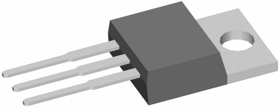 PJP5NA80-T0 N Kanal Mosfet TO-220