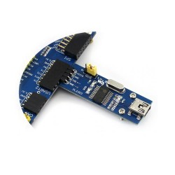 PL2303 USB UART Board (mini) - WaveShare - Thumbnail