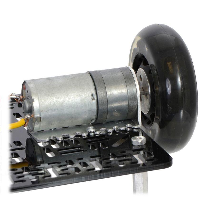 Pololu Alüminyum Tekerlek Adaptörü 6mm