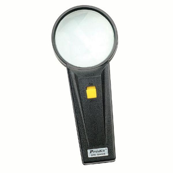 8PK-MA006 Işıklı Büyüteç - Proskit