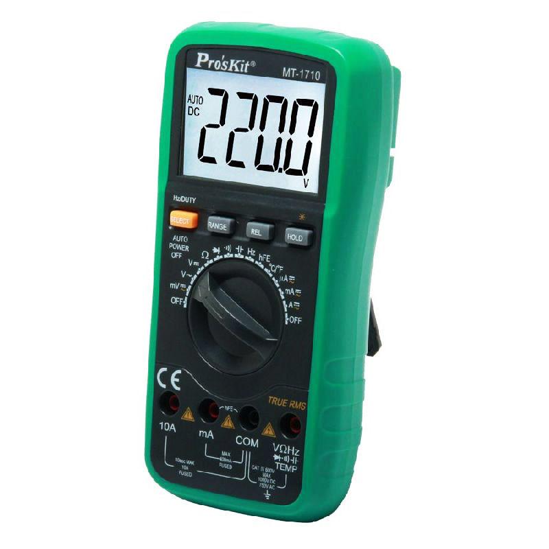 Multimetre MT-1710