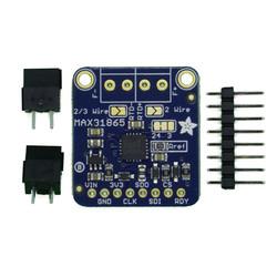 PT100 RTD Sıcaklık Sensörü Yükselticisi - Amplifikatörü - MAX31865 - Thumbnail