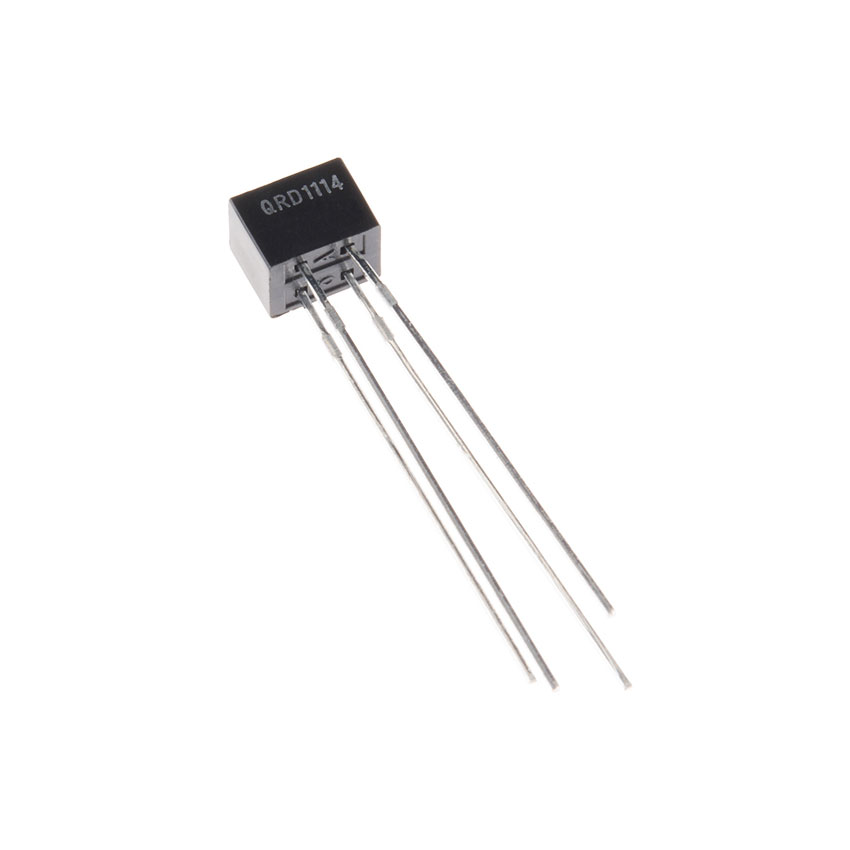 QRD1114 (Optical Switches, Reflective, Phototransistor Output Photo Trans)