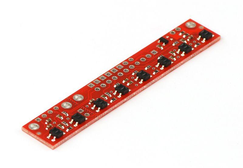 QTR-8A Analog Kızılötesi Sensör Devresi